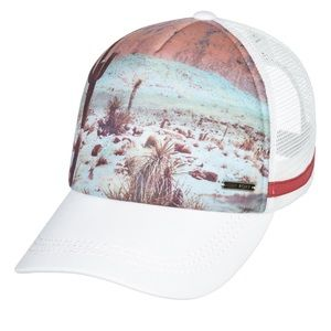 Roxy trucker hat, desert, SnapBack